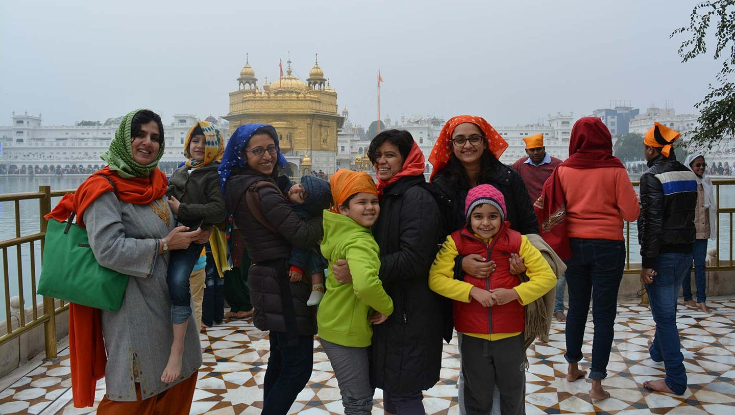 wonderful world Amritsar trip